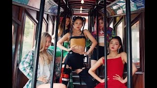 "「 ITZY」""ICY"" (Rearranged Ver. MV)"