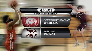 Full replay: East Lyme at NFA boys' basketball