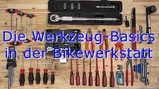 Bike Werkstatt // Die Werkzeug-Basics zum Start