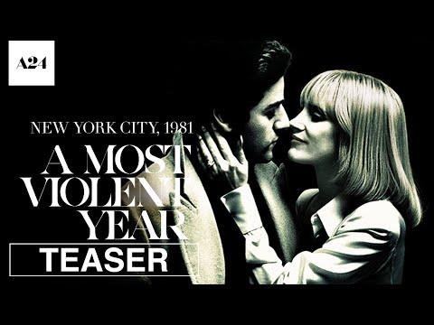 A Most Violent Year (2015) Teaser