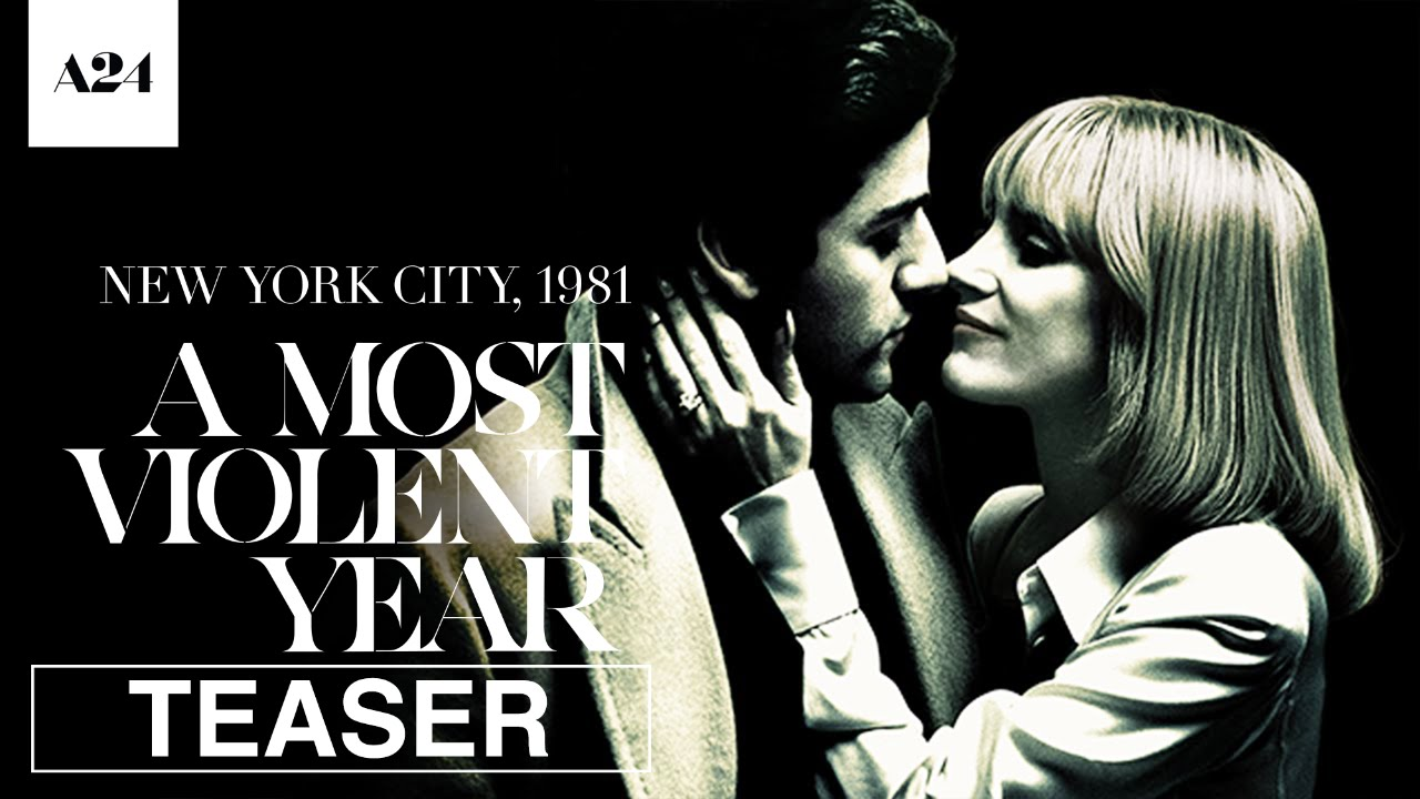 Video trailer för A Most Violent Year | Official Teaser Trailer HD | A24