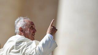 2015: Um ano com o Papa Francisco