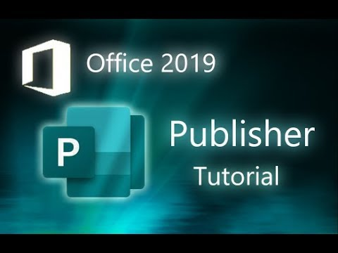 Microsoft Publisher - Full Tutorial for Beginners in 12 MINS! [ COMPLETE ]