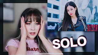 Jennie   Solo MV REACTION