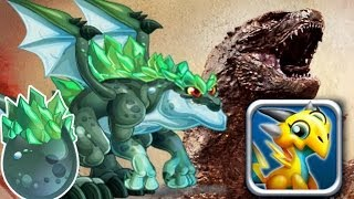 How to Get Kaiju (Godzilla) Dragon 100% Real! Dragon City Mobile!