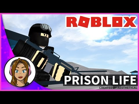 ESCAPING JAIL! - Roblox Prison Life