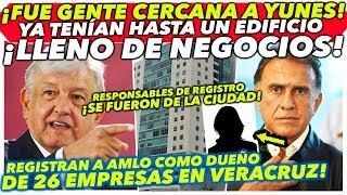 """¡ÚLTIMA HORA! GENTE DE YUNES REGISTRO A AMLO EN EL SAT """"YA SE PELARON!"""