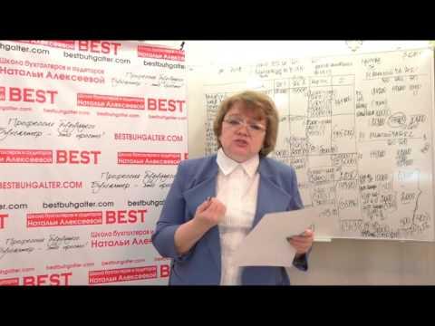 Школа бухгалтеров и аудиторов Урок 4 06 Бухгалтерский учет Инвентаризация