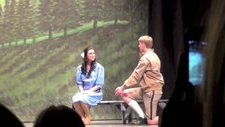 "PVHS Theater's The Sound of Music ""Sixteen Going on Seventeen"""
