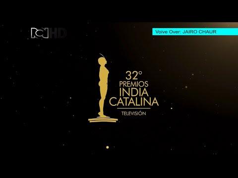 PREMIOS INDIA CATALINA 2016 (CANAL RCN) - VOICE OVER JAIRO CHAUR -
