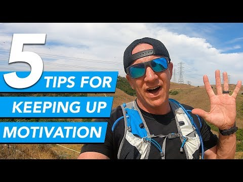 5 Tips For Staying Motivated To Workout