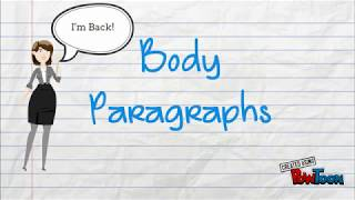 How to Write Body Paragraphs in Under Five Minutes!