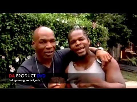 OG PRODUCT💯& Iron Mike Tyson Brownsville Hall Of Fame Award..DA PRODUCT DVD