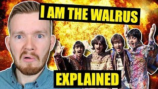 "The True Meaning of ""I Am the Walrus"" 