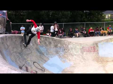 Eureka Skate Shop Presents:  Arcata Skate Park Jam 2011 (HD & 3D)