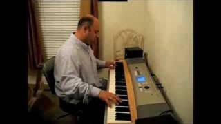 "Southern Gospel Piano Solo ""Goodbye World Goodbye"" Anthony Burger Style"