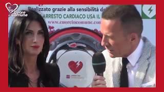 """Cuore in Comune dona un DAE a Casalgrande grazie al """"Progetto Defibrillatore"""""""