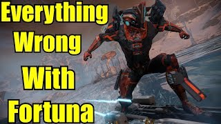 Warframe: Everything Wrong With Fortuna