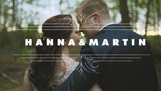 Hanna ja Martini pulmavideo