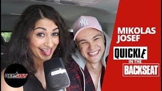 Quickie In The Backseat • MIKOLAS JOSEF @ DEFJAY • Eminem, Logic, Timbaland, Ariana Grande