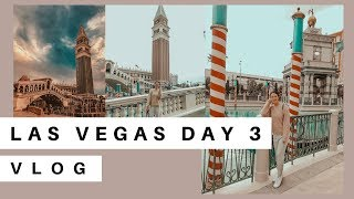DAY 3: $4.99 LUNCH DEAL IN VEGAS! - PLANET HOLLYWOOD - LAS VEGAS VLOG