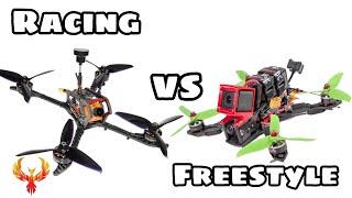 Freestyle vs Racing (FPV Basic Ep 02)