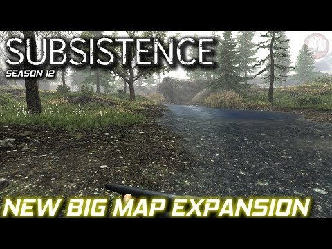 Map Expansion New Update | Subsistence Gameplay | Alpha 51 EP10