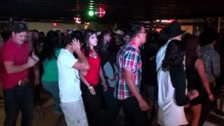 DJ DURAN DJ DE LA RAZA DOBLE QUINCE VIVIANA MEJIA Y BRENDA MIRANDA EN EL CLOB PARAISSO