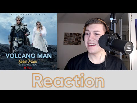 Will Ferrell & My Marianne - Volcano Man (Reaction)