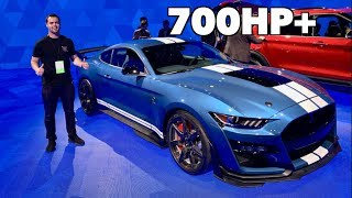 The 2020 Shelby GT500 Is INSANE! *Demon Killer??*