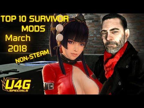 Top 10 Left 4 Dead 2 Survivor mods July 2018 U4G - смотреть
