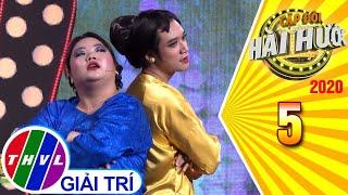 Cặp đôi hài hước Mùa 3 - Tập 5: Tối mắt chưa - Thạch Thảo, Samuel An Huỳnh