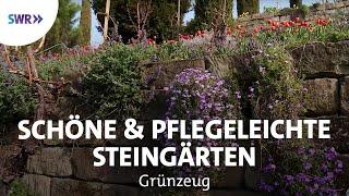 Faszination Steingarten