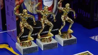 Турнір з настільного тенісу, присвячений Дню визволення м. Олександрії