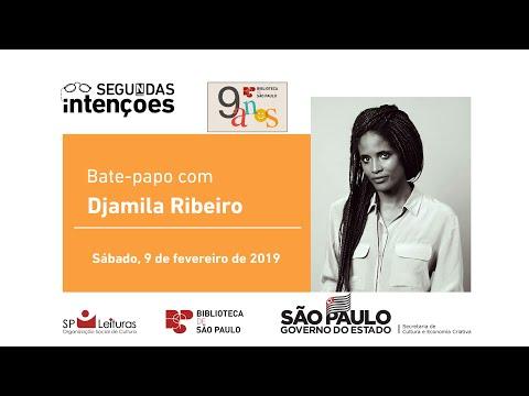 Segundas Intenções com Djamila Ribeiro