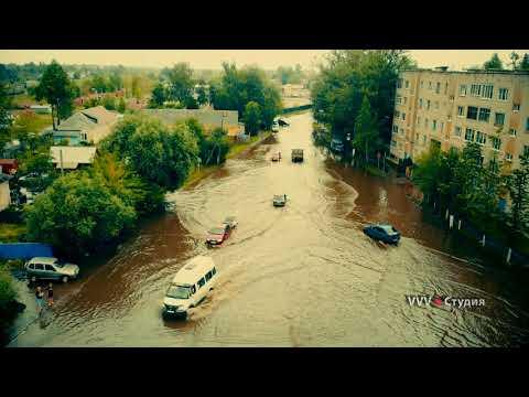 Улицу Латышских гвардейцев в Руссе будет подтапливать ещё как минимум ближайший год
