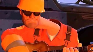 Team Fortress 2 Animation: Meet the Strange Yet Reasonable Engineer (SFM TF2)