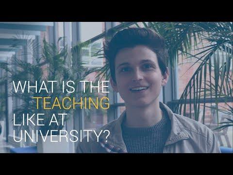 What is the teaching like at University? | University of Southampton
