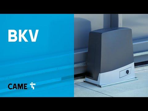 BKV: The Industrial Sliding Gate Motor Reinvented