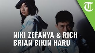 Niki Zefanya & Rich Brian Bikin Haru Indonesia saat Manggung di Amerika