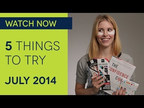 5 Things to Try This July 2014