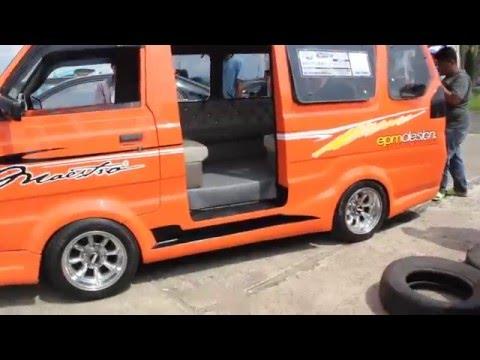 Video Angkot Padang-Contest Modifikasi 2016