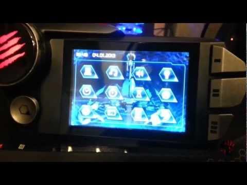 Unboxing: Mad Catz Cyborg - S.T.R.I.K.E 7 Modulare Gaming Tastatur [German/Deutsch]