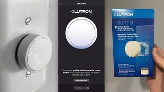 Lutron Aurora Dimmer for Philips Hue Review