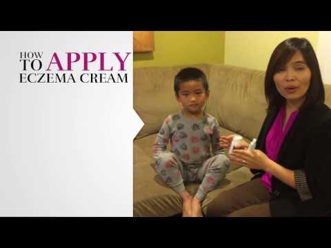 Atopitchesky la dermatite chez les nouveau-nées