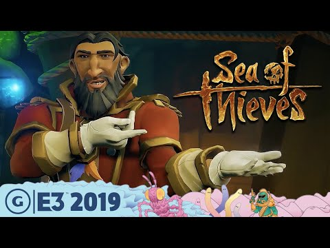 Sea Of Thieves' Resurgence | E3 2019
