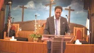 Rev. Dr. Kevin McClendon - Souls Harbor Full Gospel Church West Columbia SC