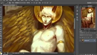 GOLD speed paint | PART 2