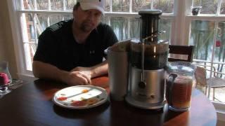 Breville Juicer Review | Juice Fountain Plus