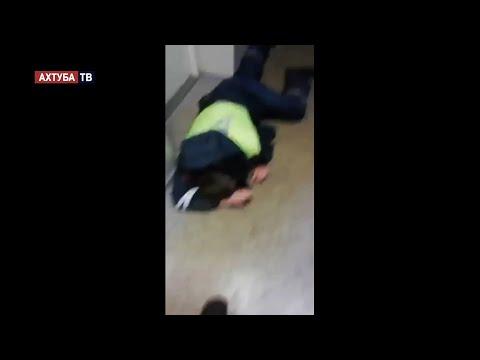 Жесткое задержание гаишников спецназом ФСБ